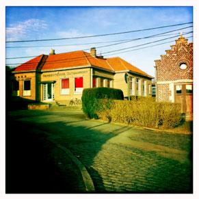 Gemeentehuis Outgaarden