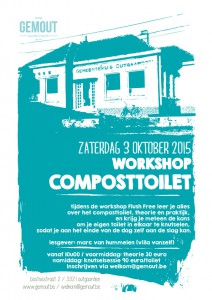workshop composttoilet